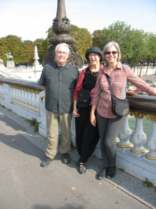 Phil, Kathleen, Alice in Luxembourg