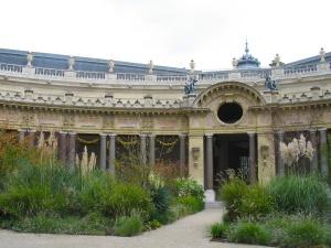 Petit Palais courtyard